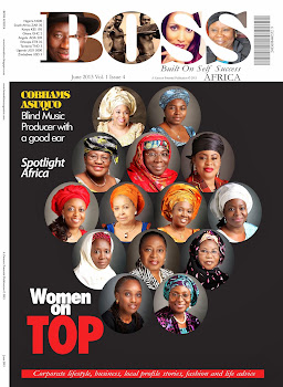 BOSS AFRICA MAGAZINE- WOMEN ON TOP EDITION
