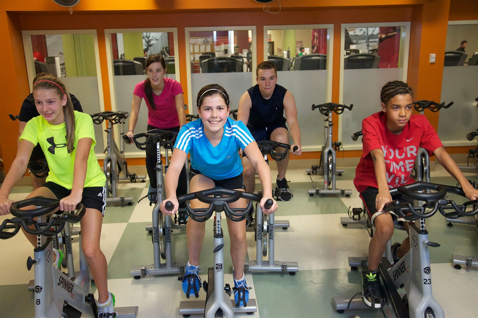 Why exercise is important for teens
