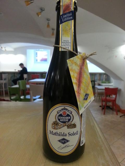 бутылка Schneider Weisse Tap X Mathilda Soleil