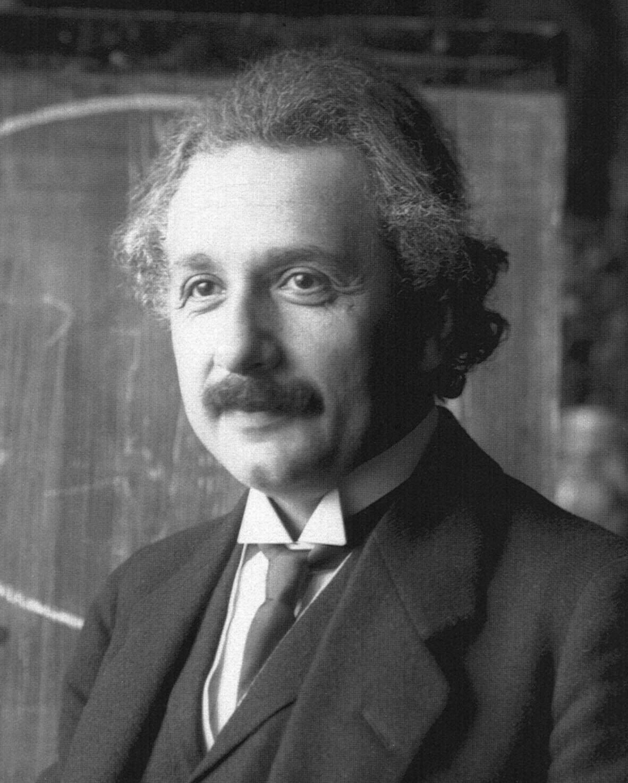 Mo Rage: Happy birthday, Albert Einstein, belated