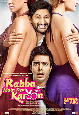 Rabba Main Kya Karoon (2013) DVDRip XviD 1CDRip