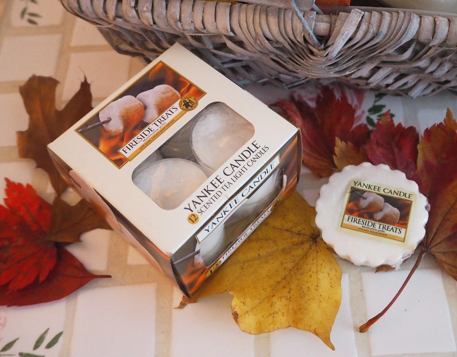 My Favourite Autumn Yankee Candles   Katie Kirk Loves