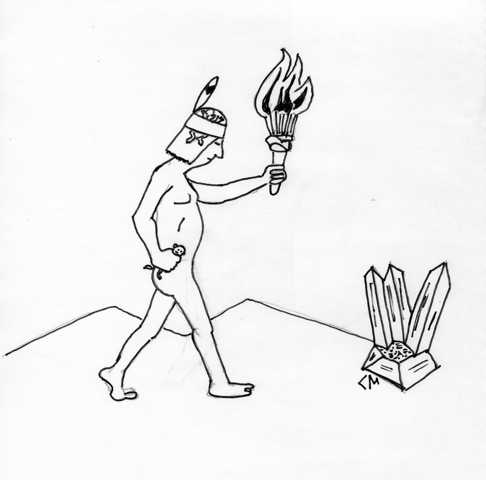 Native American Antiquity 2 How The Chumash Turned The Wayward