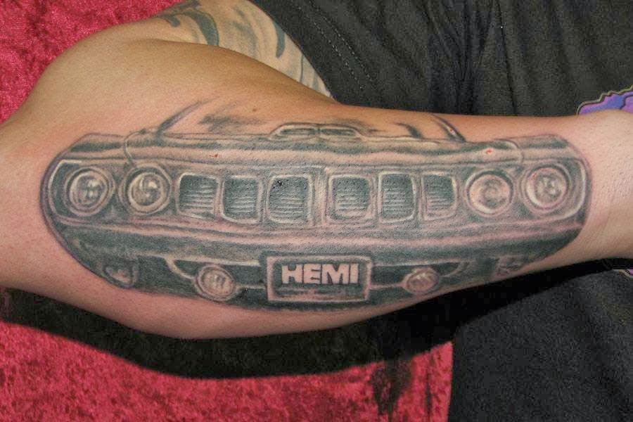 sovie tattoo cool cars - photo #29