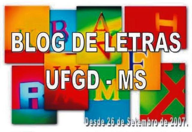 Blog de Letras da UFGD