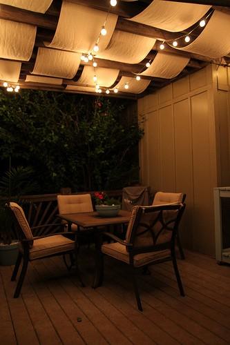 Our sound home pergola patio inspiration - Lonas para techos ...
