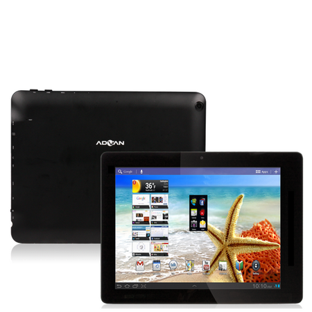 Advan Vandroid T3i, Tablet Android ICS 9.7 Inch Screen With Luxury