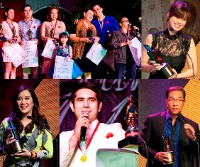 ABS-CBn Wins 82 Awards from the Academe; Choice of Students and Professors
