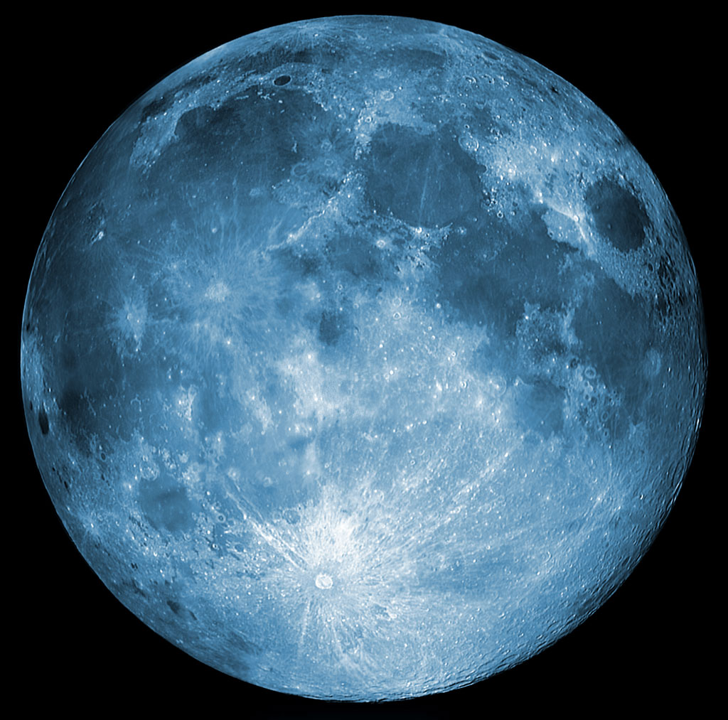 blue moon - photo #38