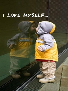 I love myself- cute boy