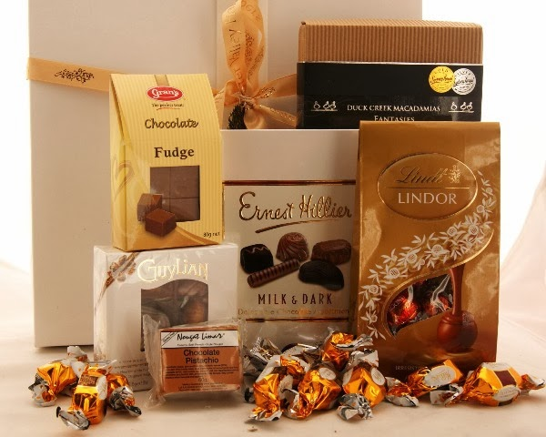 chccolate in a box gift hamper australia
