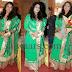 Jyothi Green Salwar Kameez