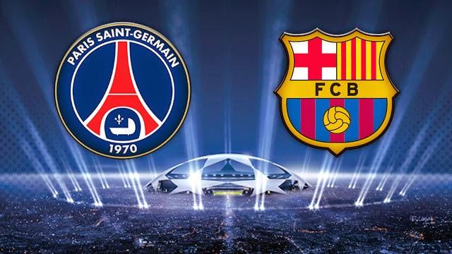 PSG VS Barcelona