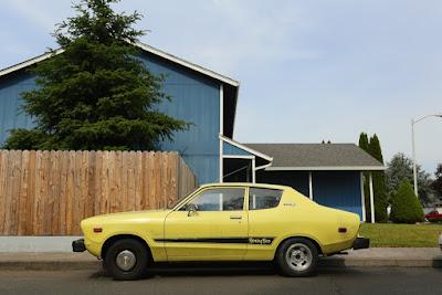 1977 Datsun Honey Bee B210