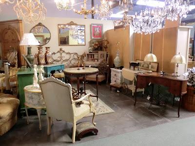 Pasadena antiques