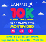 10k Lanpass Montevideo (15/mar/2015)