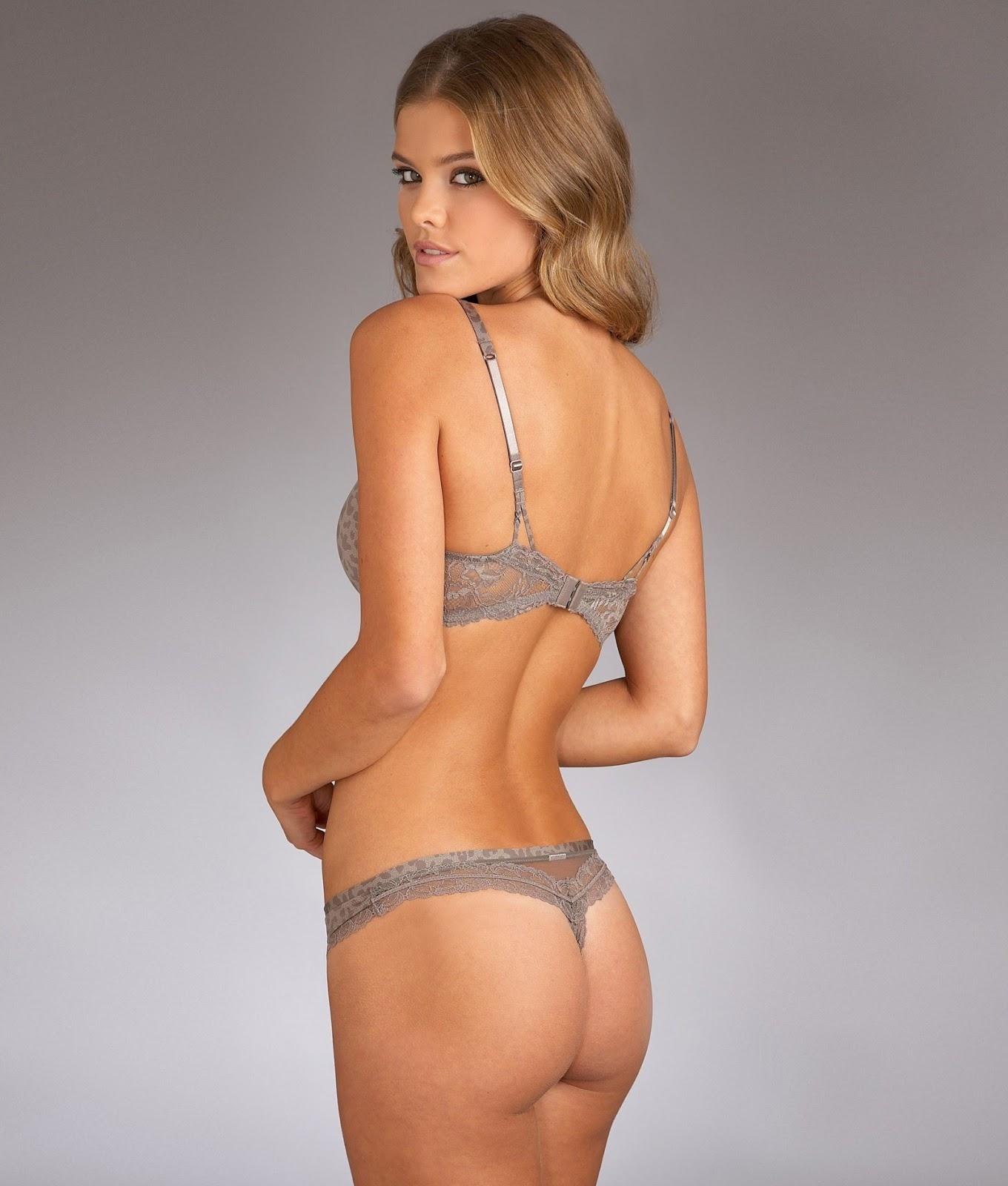 Nina Agdal nude pussy
