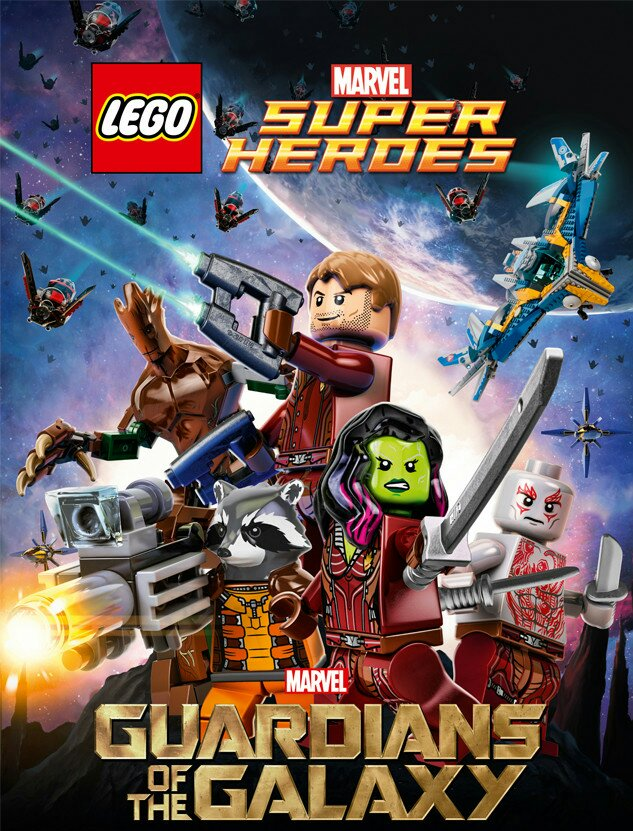 Lego:Guardians of the Galaxy