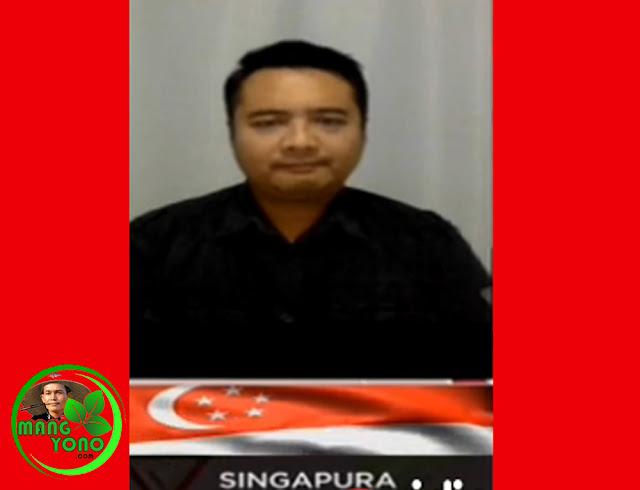 Mayuni Omar juri D'Academy Asia asal Singapura