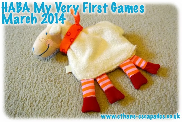 HABA My Very First Games Feeling & Touching