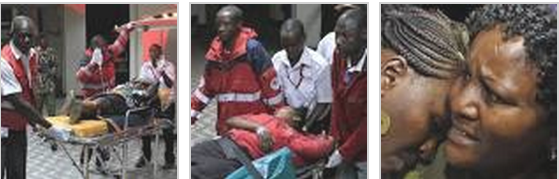 Nairobi Twin Explosions Death Toll Climbs As More Victims Are Found