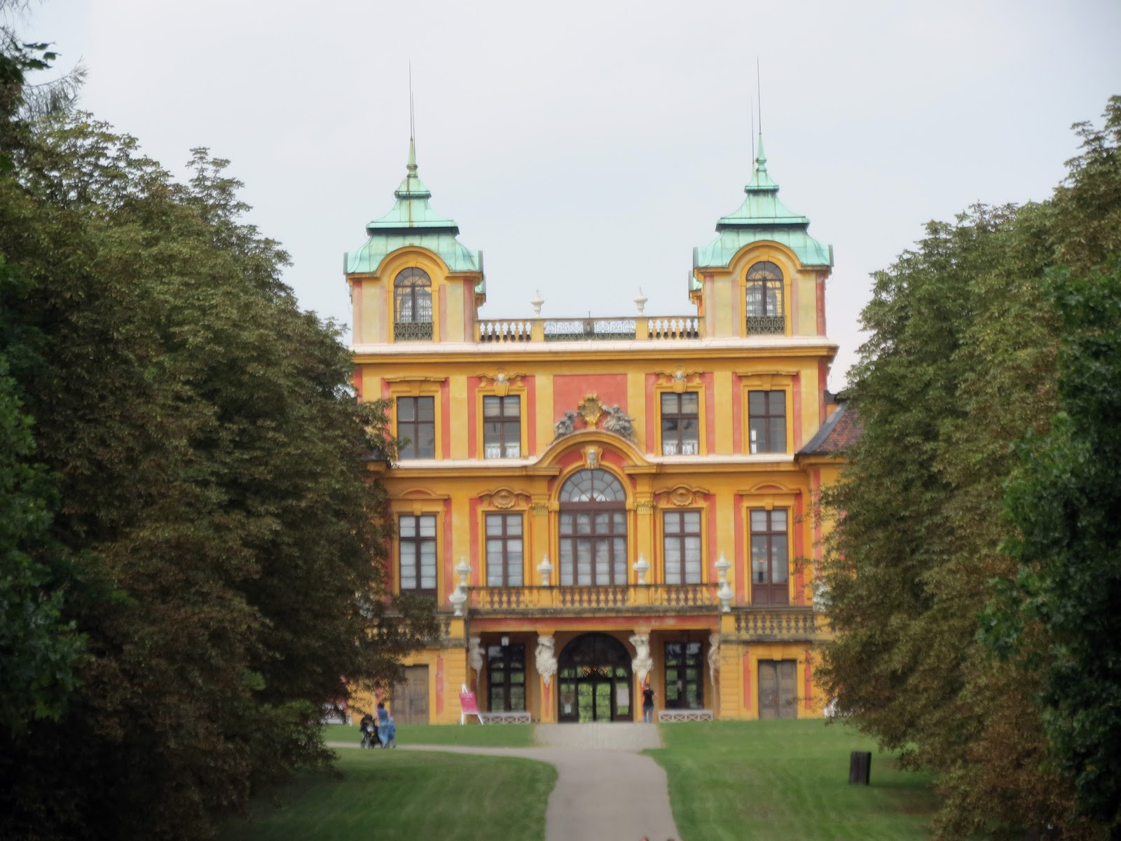 Schloss Favorite The Royal Hunting Lodge