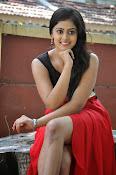 Meghasri glamorous photos in red-thumbnail-20