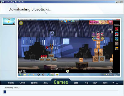 BlueStacks, executar android no pc, android no windows, windows, simulador android, emulador android
