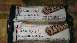 Skinnygirl+snack+bars Skinnygirl Daily Snack Bars Review