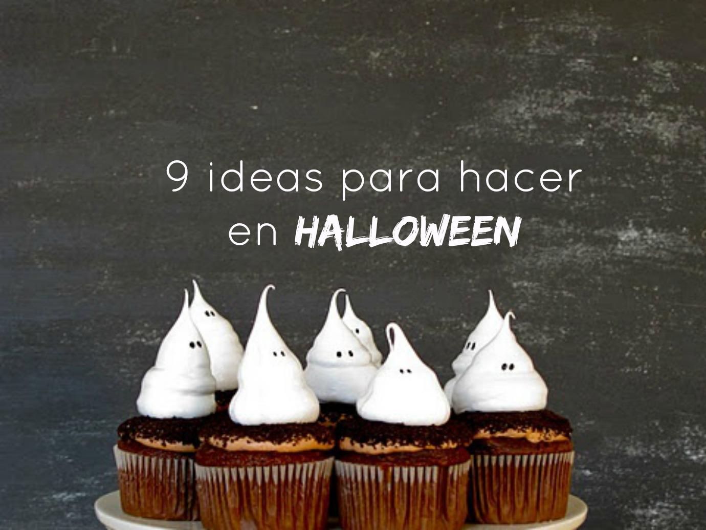 9 ideas para hacer en halloween medias y tintas - Ideas para hacer en halloween ...