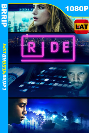 Ride – Viaje Mortal (2018) Latino HD 1080P ()