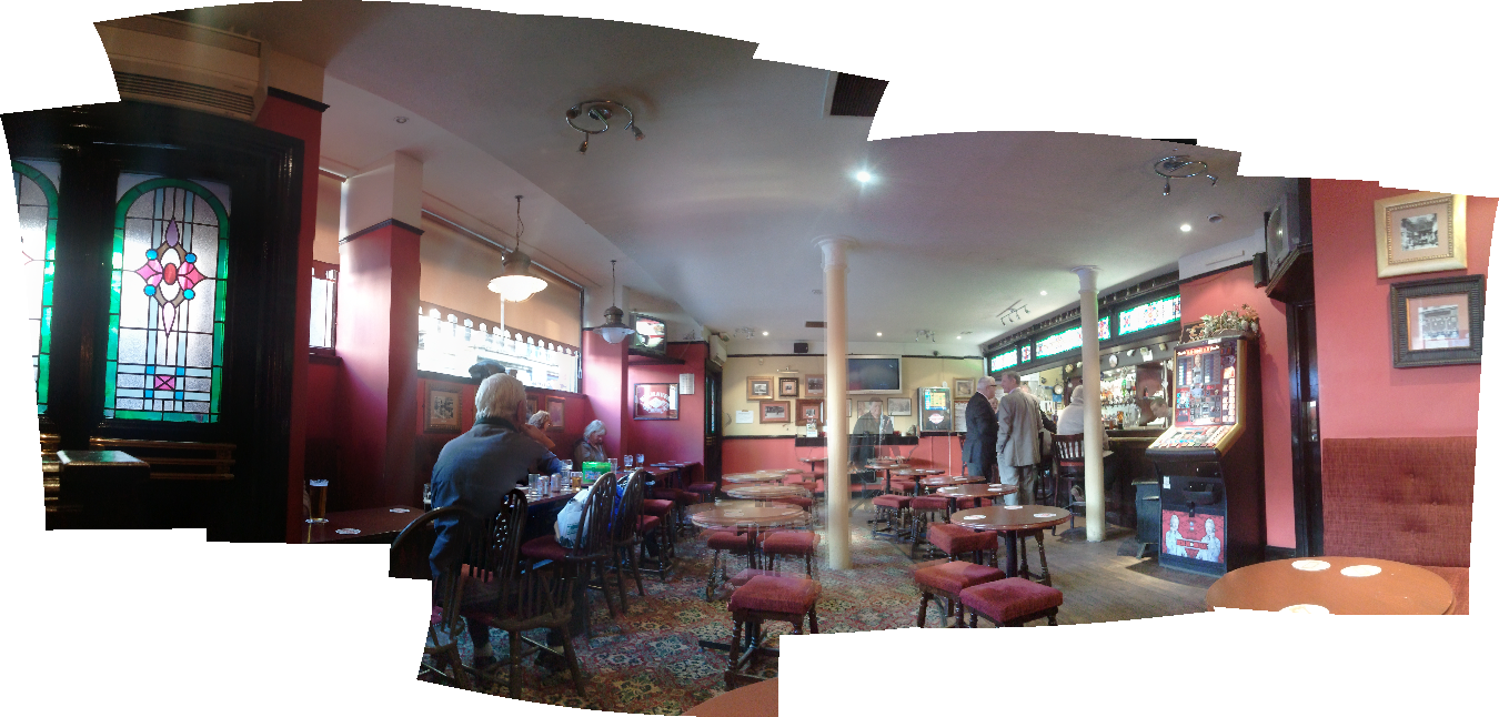 Oriental Bar, Glasgow