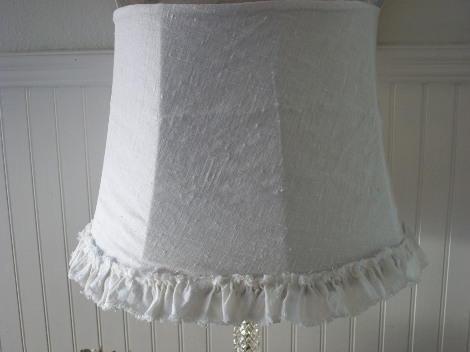 walmart light square bell remarkable shade lighting shades lamp home white amusing small com linen depot large table
