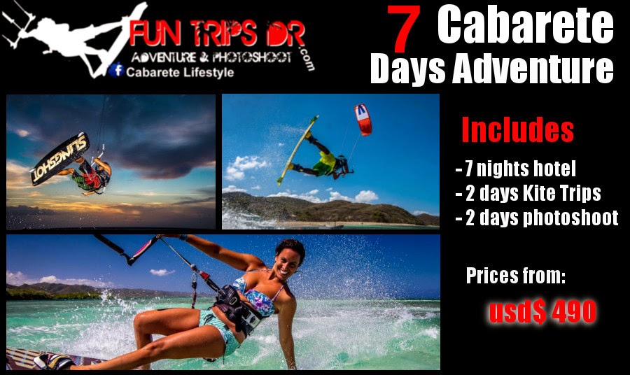 http://www.funtrips-dr.com/2014/08/kiteboarding-packages-cabarete.html