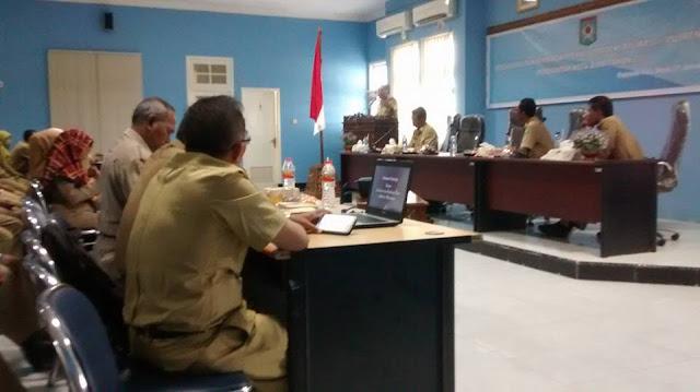 Gubernur IPDN Kunjungi Kota Bima, Wali Kota Paparkan Rencana Pembangunan