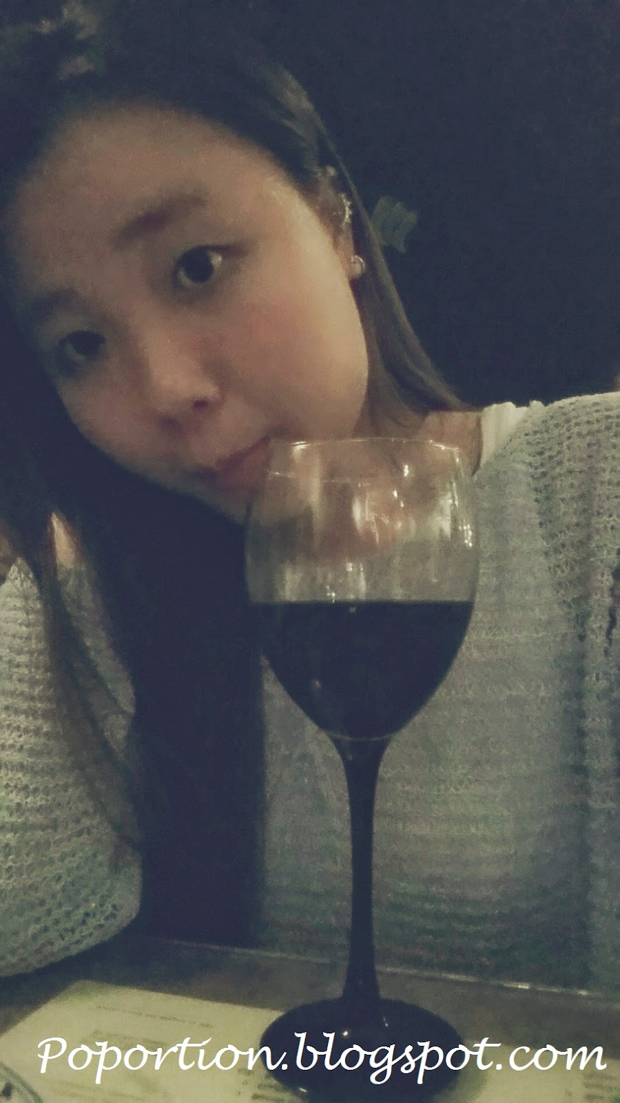 chill red wine