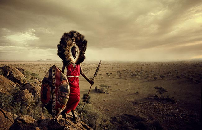 46 Must See Stunning Portraits Of The World's Remotest Tribes Before They Pass Away - Maasai, Tanzania