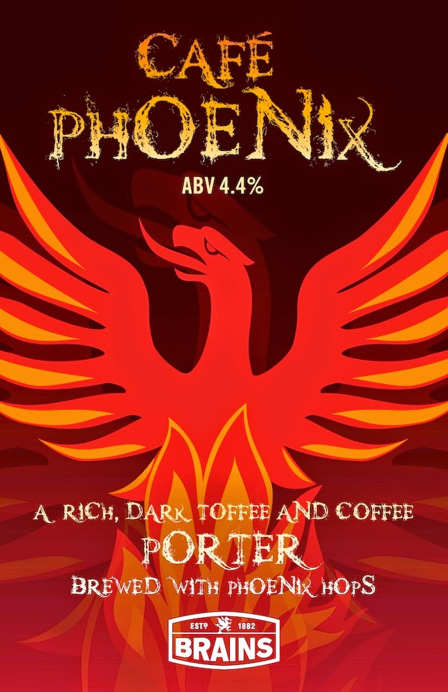 Whose Beer Is It Anyway? - Brains & Café Phoenix