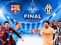 Jadwal Hasil Juventus vs Barcelona Nanti Malam Dini Hari