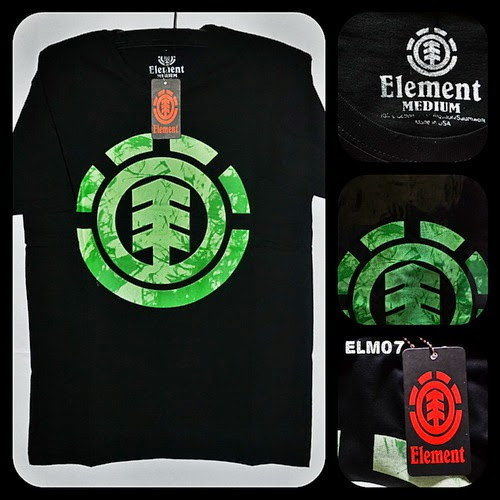 Kaos Surfing ELEMENT Kode ELM07