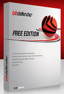 Free Download BitDefender Free Edition Terbaru Gratis