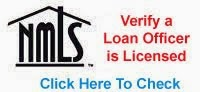 NMLS License Information