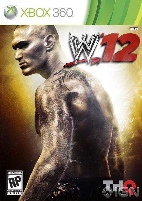 WWE 12 XBOX360-SWAG