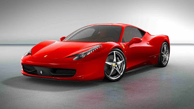 Ferrari 458 Spider Wallpapers