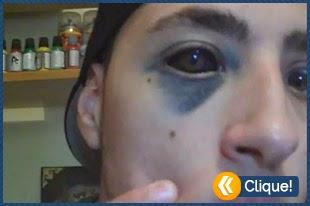 Porquê você deve tomar MUITO cuidado ao fazer uma tatuagem ocular (eyeball)