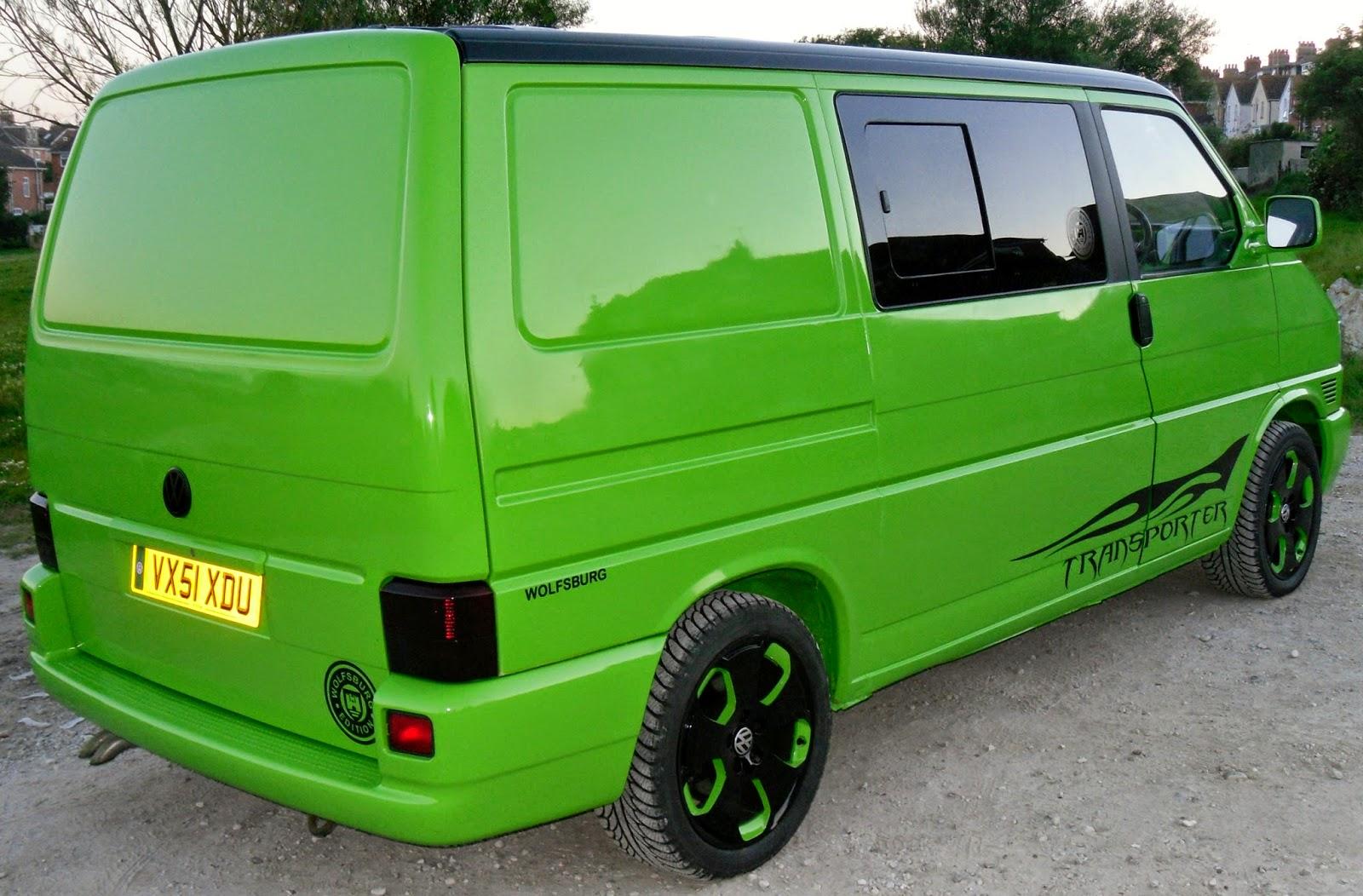 Soul'd out: VW camper