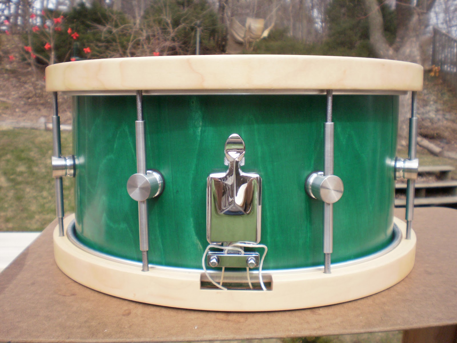 Tumbling Boulders Drums: February 2011