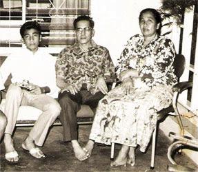 Bapa dan Ibu Anak Malaysia