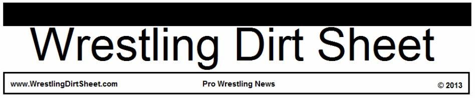 Wrestling Dirt Sheet