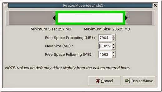 Cara membuat, menghapus dan memformat partisi di hard drive Anda menggunakan Ubuntu GParted